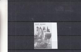 Belgique - COB 4067 - Timbre Du Feuillet Ministériel De 2010 - Bierre - Vin - Genièvre - Produits Du Terroir - Tirage 75