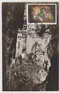 MAXIMUM CARD CAVES -ROMANIA-BAIA DE FIER WOMEN`S CAVES