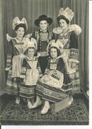 FAMILLE CUEFF Location De Costumes Breton,fabrication De Poupées   1951  PONT AVEN - Personnages