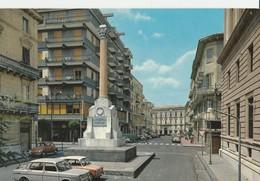10852) AVELLINO MONUMENTO AI CADUTI VIAGGIATA 1971 AUTOMOBILI D'EPOCA - Avellino