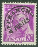 France   Preo  78  ( * )  TB   Avec T Surelevé Ou Petit T