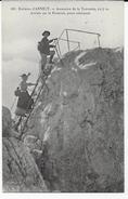 ASCENSION DE LA TOURNETTE - CARTOLINA FOTO FINE 800 - ORIGINALE - Alpinisme