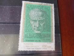 TURQUIE YVERT N°1884