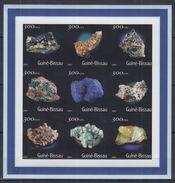 C32 Guinea-Bissau - MNH - Minerals - Imperf