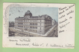 SYDNEY : Colonial Secretary's Office. Dos Simple. 2 Scans. Edition ? - Sydney
