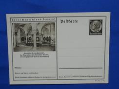 Postal Stationery, König Heinrich I