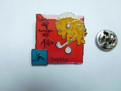Superbe Pin's , JO Jeux Olympiques De Sydney 2000 , Hockey - Olympische Spelen