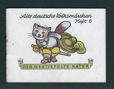 """WINTERHILFSWERK DES DEUTSCHEN VOLKES """"ALTE DEUTSCHE VOLKSMÄRCHEN"""" HEFT 6 - 1939-45"""