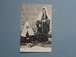 PALESTINE FEMMES DE BETHLEHEM