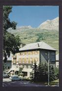 """CPSM 04 - LARCHE - """" Hôtel De La Paix """" TB PLAN Etablissement Hotelier - Automobiles - France"""