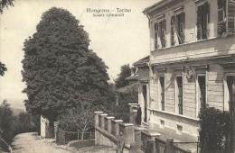Torino-Mongreno Scuole Comunali-1923 - Education, Schools And Universities