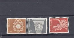 Suisse - Neuf** - Série Courante - Année 1973 - YT 918/20