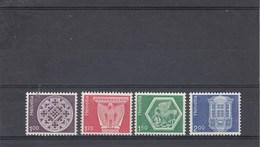 Suisse - Neuf** - Série Courante - Année 1974 - YT 968/71