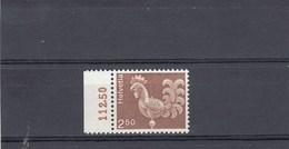 Suisse - Neuf** - Série Courante - Année 1975 - YT 991a