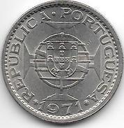 *mozambique 5 Escudo  1971 Km 86 Unc !! - Mozambique
