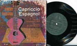"""Rimsky Korsakov""""EP Vinyle""""Capriccio Espagnol"""" - Classical"""