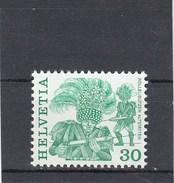 Suisse - Neuf** - Série Courante - Année 1982 - YT 1170
