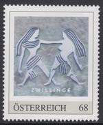 ÖSTERREICH 2016 ** Astrologie - ZWILLINGE Sternzeichen - PM Personalized Stamp MNH - Astrologie