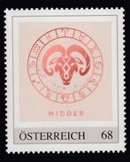 ÖSTERREICH 2016 ** Astrologie - WIDDER Sternzeichen - PM Personalized Stamp MNH - Astrologie
