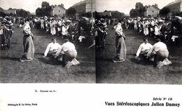 # CP Stéréoscopique - Course En Sac - Estereoscópicas