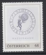 ÖSTERREICH 2016 ** Astrologie - WASSERMANN Sternzeichen - PM Personalized Stamp MNH - Astrologie