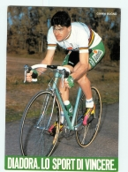 Gianni BUGNO - Format : 150 X 210 - 2 Scans - Radsport