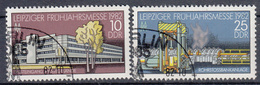 DDR - Michel - 1982 - Nr 2683/84 - Gest/Obl/Us - Usati