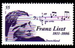 Allemagne Deutschland 2674 Franz Liszt