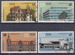 DDR - Michel - 1982 - Nr 2673/76 - Gest/Obl/Us - Usati