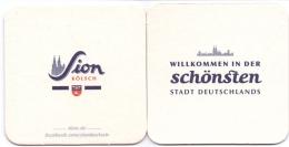 #D133-201 Viltje Sion Kölsch - Sous-bocks