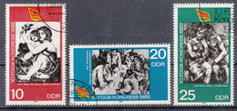 DDR - Michel - 1982 - Nr 2699/01 - Gest/Obl/Us - Usati