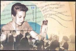! ARGENTINE / ARGENTINA: Eva Peron (2012) MNH S/Sheet / Bloc Neuf *** - Unused Stamps