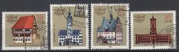 DDR - Michel - 1983 - Nr 2775/78 - Gest/Obl/Us - Usati