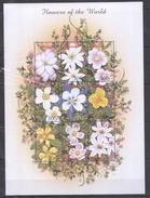 A275 TANZANIA FLORA NATURE PLANTS FLOWERS 1KB MNH
