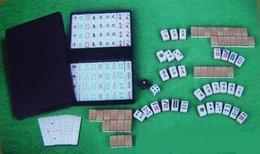 Plastic Portable Mah Jong - Group Games, Parlour Games