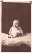 26037  Carte Photo - Bebe Baby - Enfant  -  Belgique - Portraits