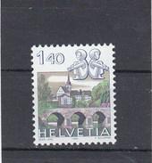 Suisse - Neuf** - Série Courante - Année 1986 - YT 1242