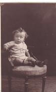 26038 Photo - Bebe Baby - Enfant  - Studion Monu Bruxelles Belgique - Portraits