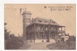 Westmalle: Sanatorium Lizzie-Marsily: Villa Albert, Woning Der Verpleegsters. - Malle
