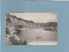 13  - CASSIS  : Château Du Port MIOU & La Tremie . - Cassis