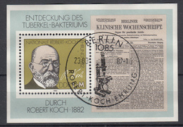 DDR - Michel - 1982 - BL 67 - Gest/Obl/Us
