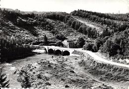 HOUFFALIZE - NADRIN (6660) : ENVIRONS DE HOUFFALIZE - Le Hérou - Pont Du Fay Et L'Ourthe. CPSM.