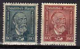Deutsches Reich, 1924, Mi 362-363 */** [230217L]