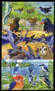Solomon Islands 2004 BirdLife International - World Bird Festival 2004.3 S/S.MNH - Salomoninseln (Salomonen 1978-...)