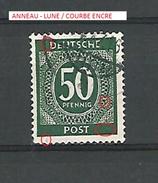 1946  N° 22   FILIGRANE G  OBLITERE   DESCRIPTION