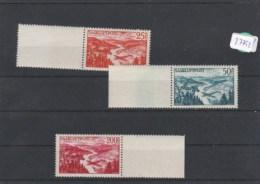 Saarland     Postfrisch **         MiNr. 252-254