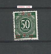 1946  N° 22   FILIGRANE G  OBLITERE DOS CHARNIERE  DESCRIPTION