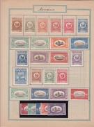 Arménie - Collection Vendue Page Par Page - Timbres Oblitérés / Neufs */** - B/TB