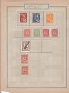 Géorgie - Collection Vendue Page Par Page - Timbres Oblitérés / Neufs */** - B/TB