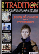 Tradition Magasine - Octobre 2006 - N. 226 - Storia